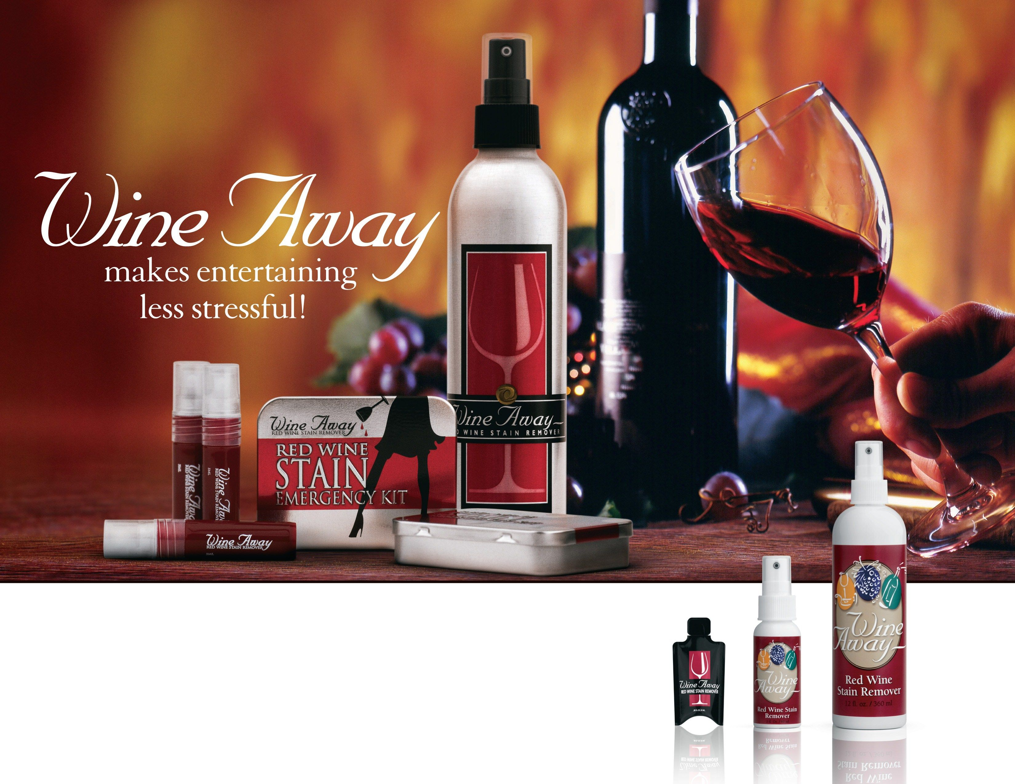 Wine Away.nl - Main Catalogue Image